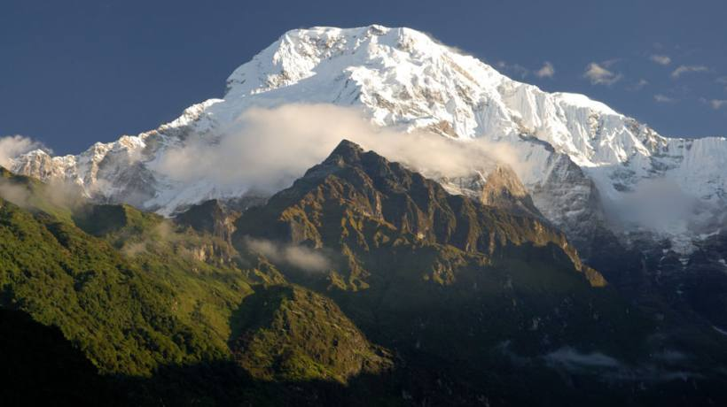 The Annapurna Royal Trek