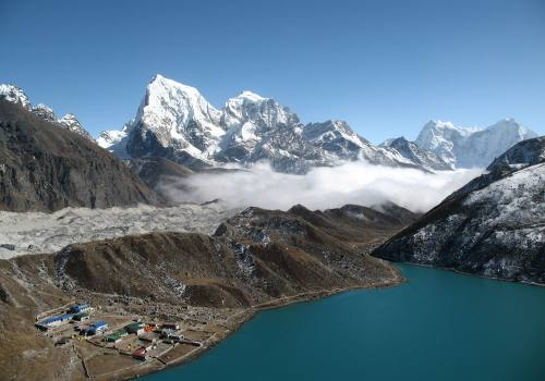 Gokyo with Everest Base Camp